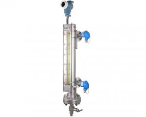 磁翻板液位计的动态原理解析