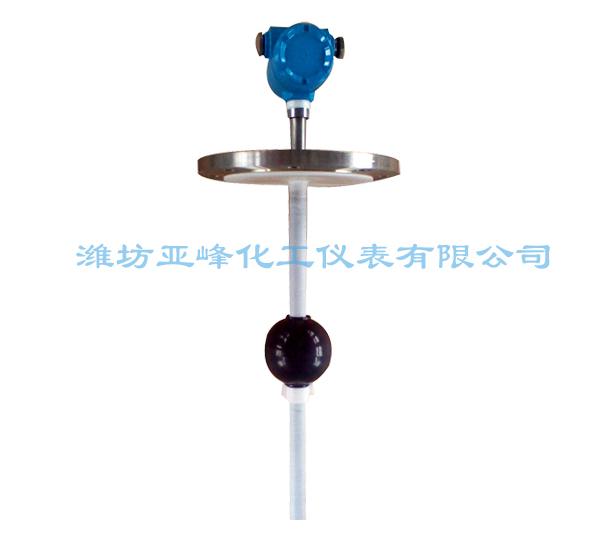 浮球液位计(内衬四氟)