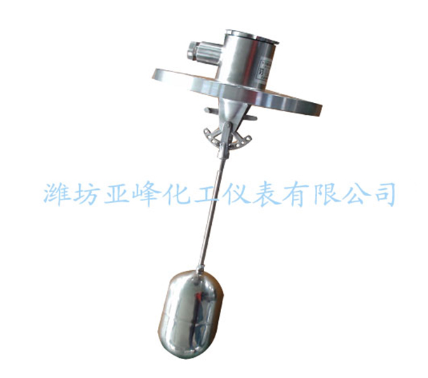 uqk电动浮球液位控制器