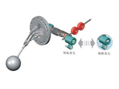 侧装智能大浮球液位变送器